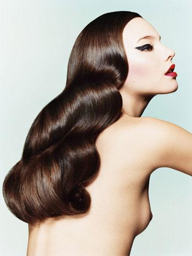 Beauté cheveux par Thomas Paquet