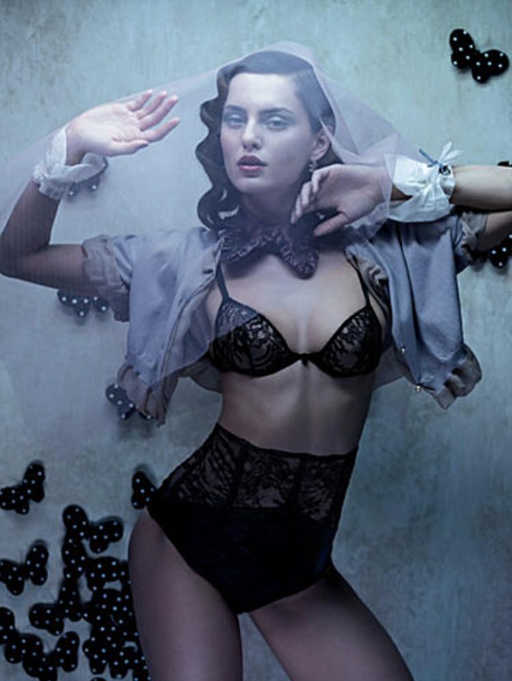 Elle Magazine par Nicolas Valois