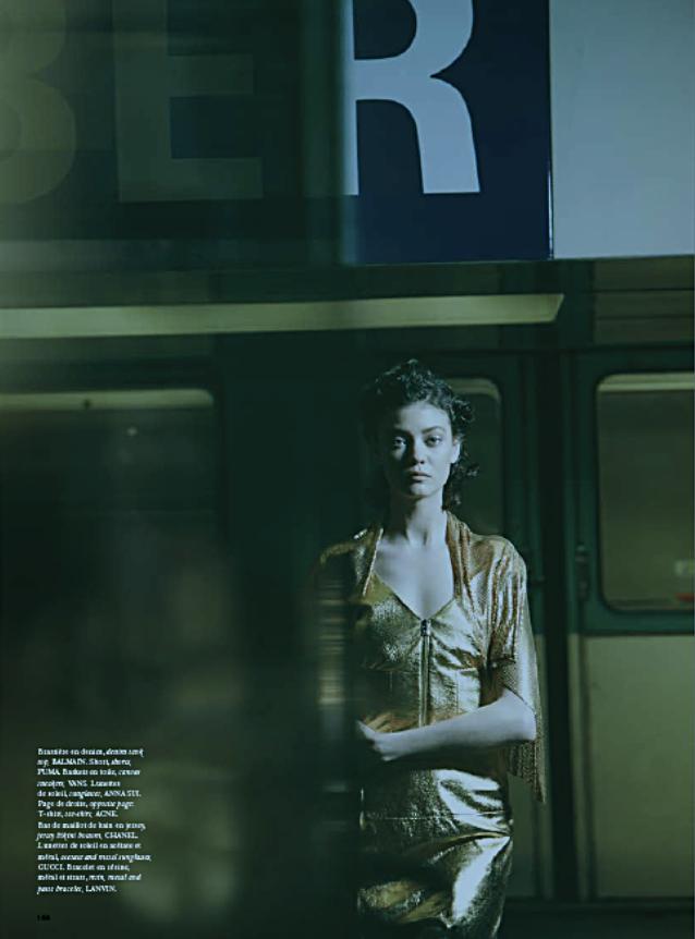 Figaro Japon Magazine Par Sonia Sieff