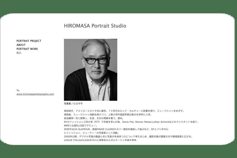 Site Hiromasa