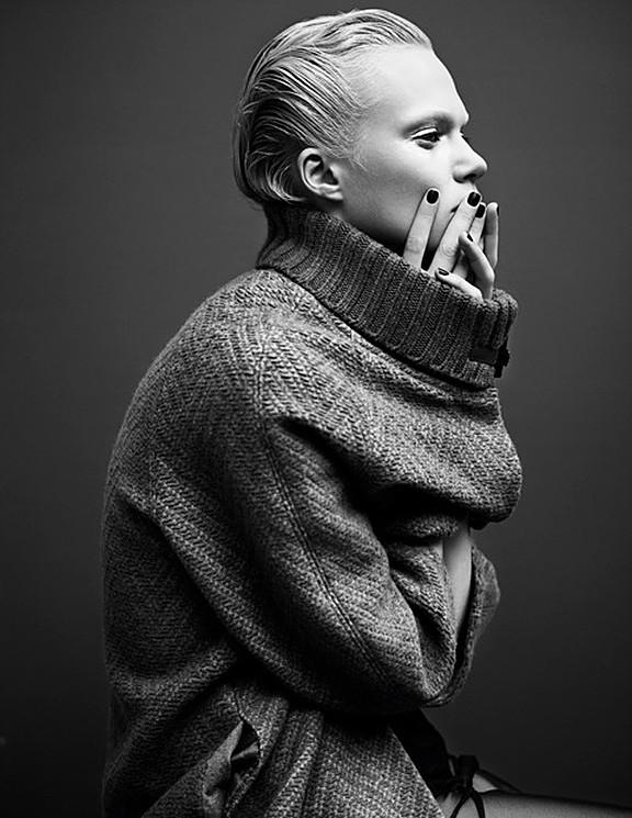 Io Donna Magazine par Nicolas Valois