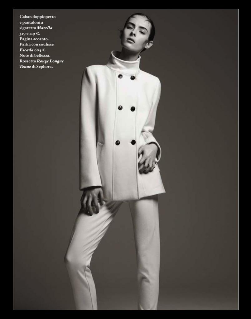 Io Donna magazine par Gregory Derkenne